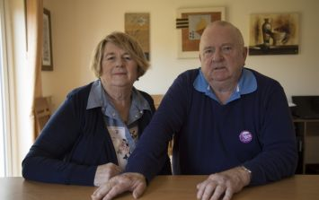Generation 8th: Pat and Mary Lyons' daughter went to Liverpool for an abortion - this is their story