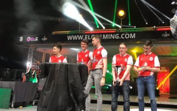 A team of Irish gamers claimed €20,000 and a trip to Las Vegas after winning a prestigious video game event