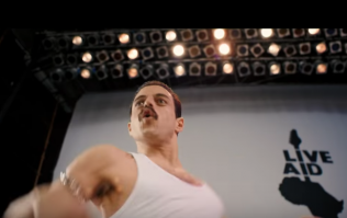 #TRAILERCHEST - The new Freddie Mercury film perfectly captures his most iconic moment