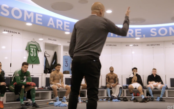 Footage released from the Manchester City behind-the-scenes documentary series