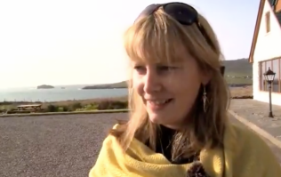 Michael D. Higgins met Emma Mhic Mhathúna and his words show you 'why he's our President'