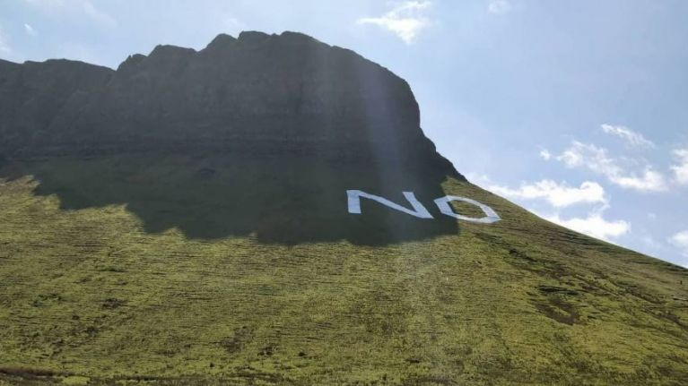Sligo County Council issue updated statement on Ben Bulben