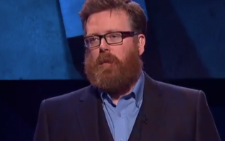 Frankie Boyle's take on the Royal Wedding is bound to make you laugh