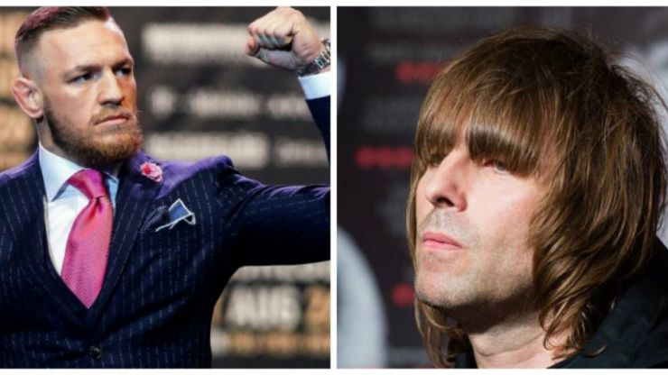 Liam Gallagher wants Conor McGregor to star in his next music video