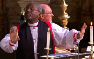 Every single person is thinking the same thing about the bishop presiding over the royal wedding