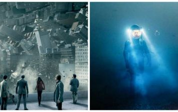 Two of the best sci-fi movies of the last decade are on TV tonight... at the exact same time