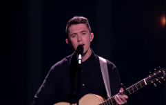 China censored Ryan O'Shaughnessy's Eurovision performance, so they're being banned from showing the main event