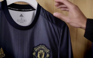 OFFICIAL: Manchester United have unveiled their new third kit