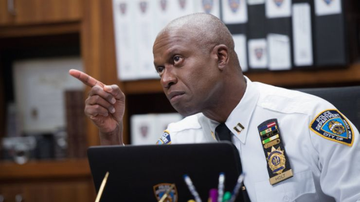 Andre Braugher urges Brooklyn Nine-Nine to address current state of police in America