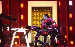 Ireland beats United Kingdom at Eurovision (Israel won)