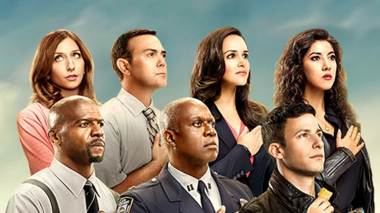 Brooklyn Nine-Nine star wants everyone to know the man who helped save the show