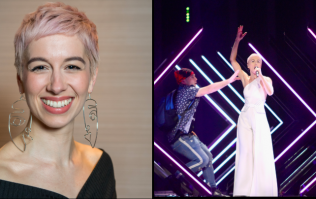 SuRie breaks silence after stage invader spoils her Eurovision performance