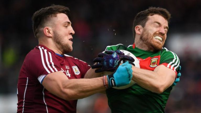 Galway GAA fans reach an expert level of trolling with this message to Mayo