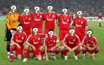 QUIZ: Can you name Liverpool's starting XI from the last time they were in a Champions League final?