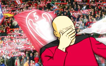 The search for the most cringeworthy Liverpool fan banner for the Champions League Final is over
