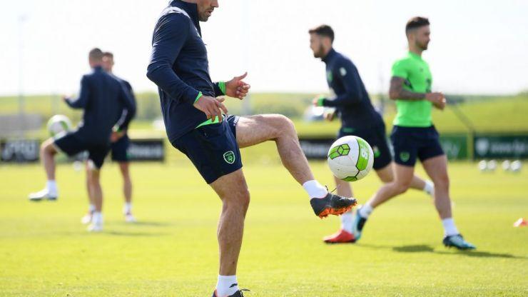 Martin O'Neill announces final squad for France and USA friendlies