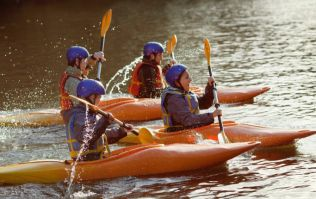 There's a really cool adventure festival taking place in Wicklow this summer