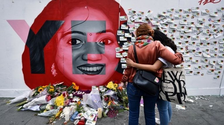 People are calling for permanent Savita Halappanavar memorial following referendum result