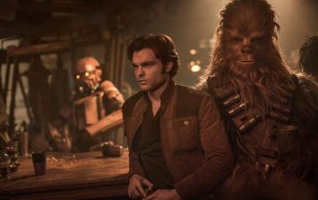 Alden Ehrenreich reveals that Han Solo is actually part Irish