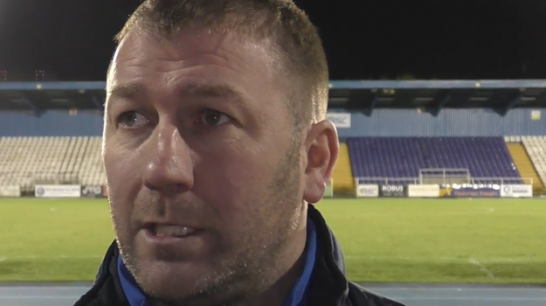 Waterford FC manager hospitalised following vicious assault in Tramore