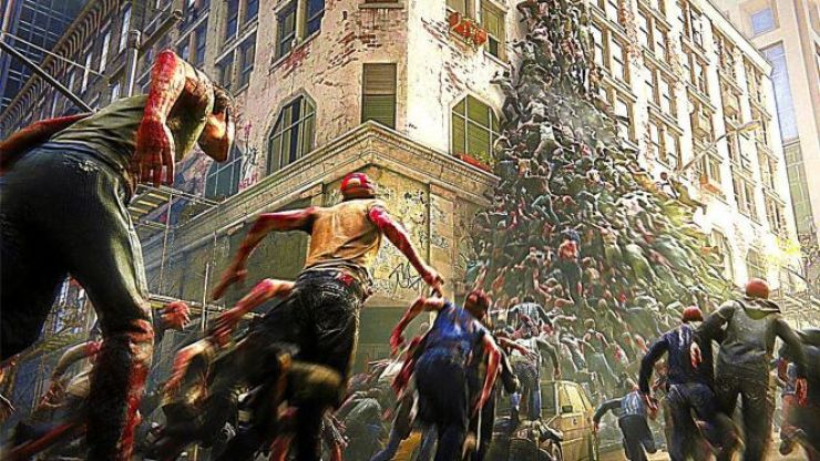 While we wait for the movie's sequel, here is our first proper look at the World War Z video game