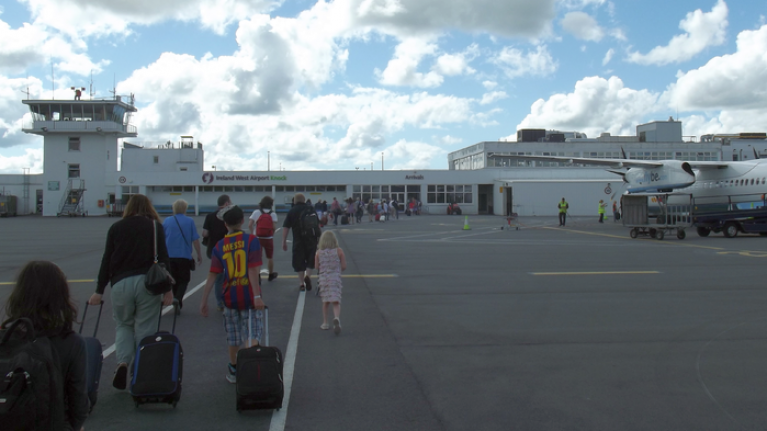 Knock Airport to receive huge boost of €2.3 million in government funding