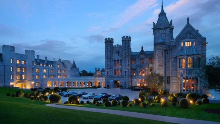 Adare Manor voted #1 resort in Europe by prestigious reader's choice awards