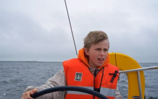 """This is his form of expression"" - Meet the Galway man overcoming non-verbal autism to sail competitively"