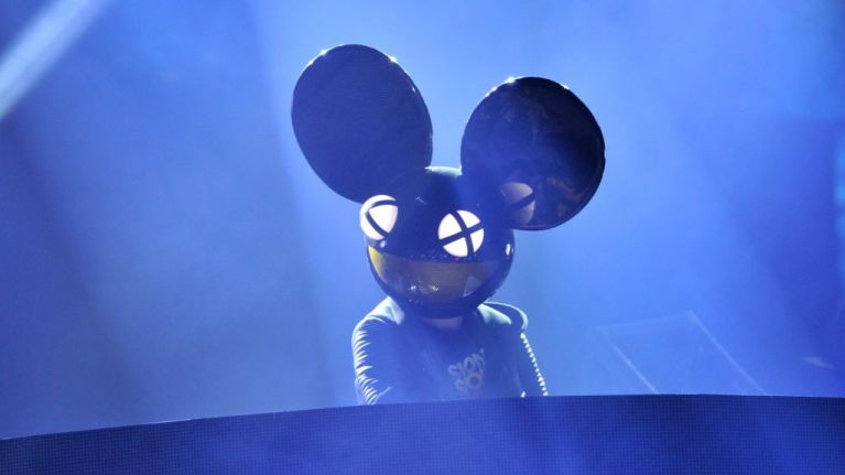 Deadmau5 has announced an intimate Dublin date for later in the year