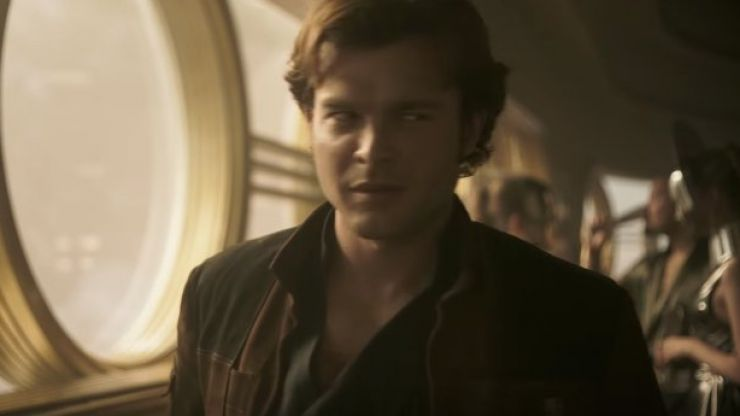 Ron Howard talks THAT surprise cameo in Solo: A Star Wars Story