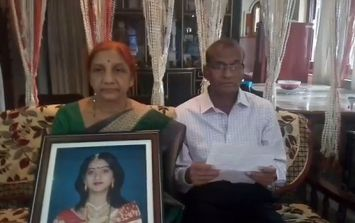 WATCH: Savita's parents call for voters to repeal the Eighth Amendment