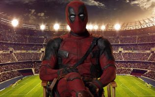WATCH: Did you see Deadpool crashing the F.A. Cup final coverage?