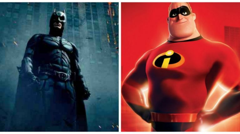 QUESTION: Who is the best cinematic superhero of all time?