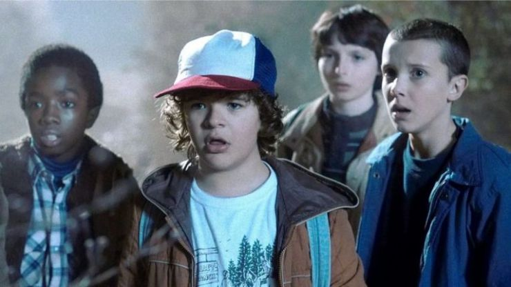 Stranger Things star wants Leonardo DiCaprio to join the show