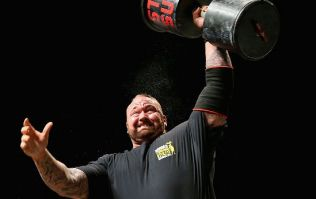 The Mountain from Game of Thrones proved he's the World's Strongest Man, again