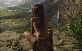#TRAILERCHEST: The first look at Andy Serkis' Mowgli has been released and it's stunning