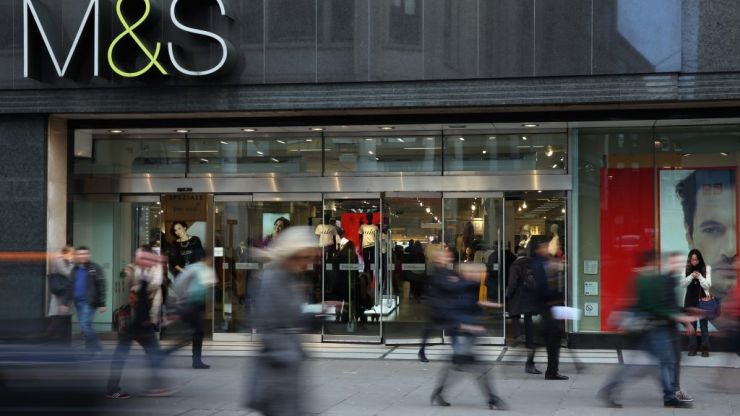 M&S announce to plans to close one-third of all 'core stores' by 2022
