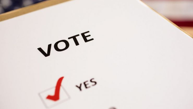 Exit poll finds two-thirds of voters would vote in favour of a united Ireland
