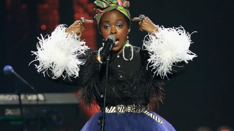 Lauryn Hill is coming to Dublin in November to perform her most famous album