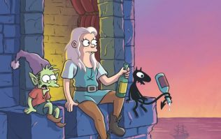 Creator of The Simpsons has a new Netflix show called Disenchantment coming soon