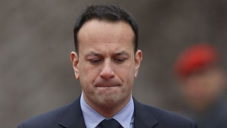 Government dealt a huge blow as prominent TD resigns from Fine Gael
