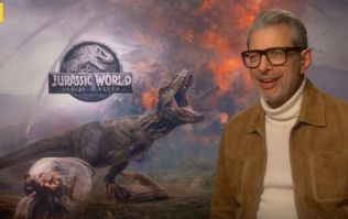 EXCLUSIVE: Jeff Goldblum has a secret Irish weapon for his upcoming debut album