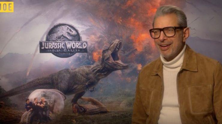 EXCLUSIVE: Jeff Goldblum has a secret Irish weapon for his upcoming debut album