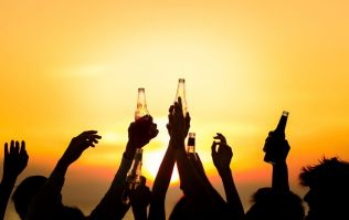 A timely reminder of the dangers that come with drinking alcohol during a heatwave