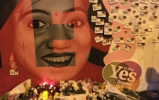 Messages left at the Savita Halappanavar mural will be preserved at Dublin City Library