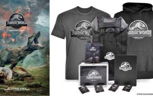 COMPETITION: WIN this very cool, limited edition Jurassic World: Fallen Kingdom prize pack