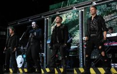 It looks like Westlife have teamed up with Ed Sheeran for their comeback song