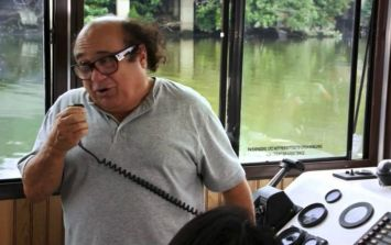 Danny DeVito has the best response to fan who took a cardboard cut-out of him to her prom