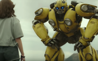 #TRAILERCHEST : Bumblebee looks set to take the Transformers films back to their thrilling roots