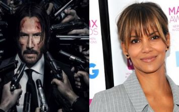 Here is our first look at Halle Berry in John Wick: Chapter 3